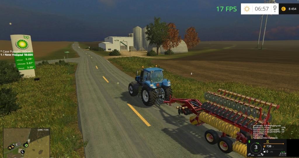 WINDCHASER MAP BETA SOIL MOD Farming simulator modification