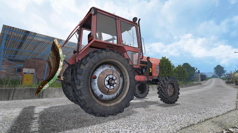MTZ 82 UK V 1 0 - Farming simulator modification - FarmingMod com