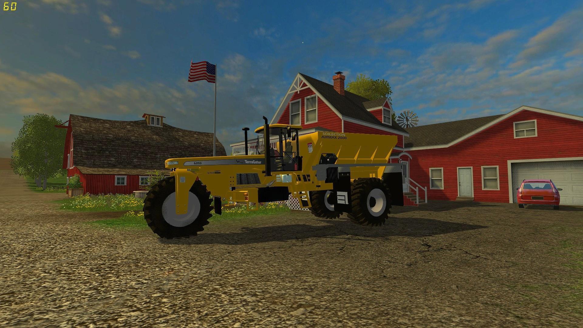 Спецтехника в farming simulator 2015 шины для спецтехники и грузовиков