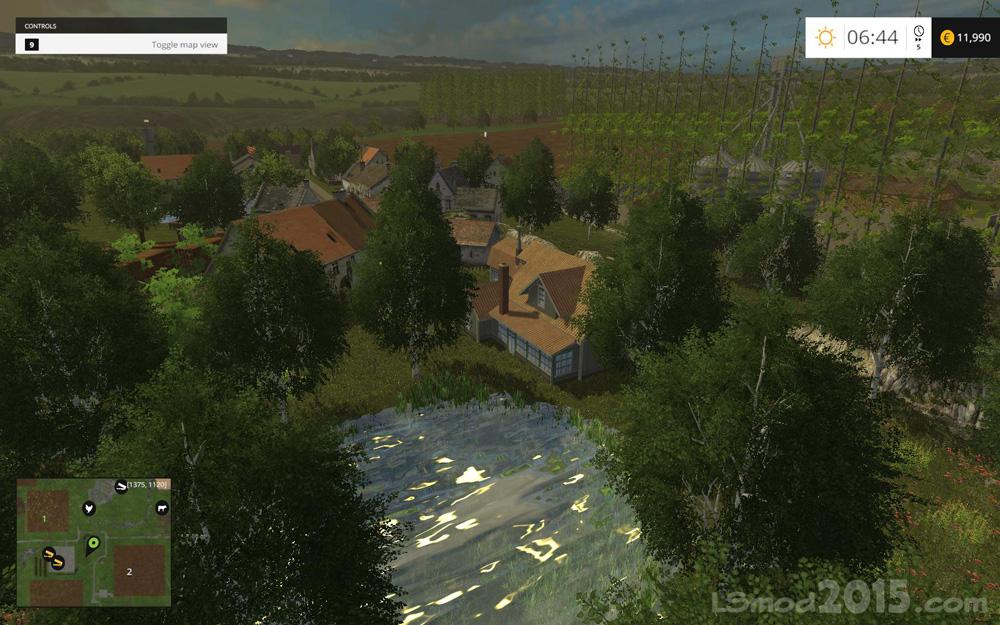 pays de caux v2 multifruit final farming simulator. Black Bedroom Furniture Sets. Home Design Ideas
