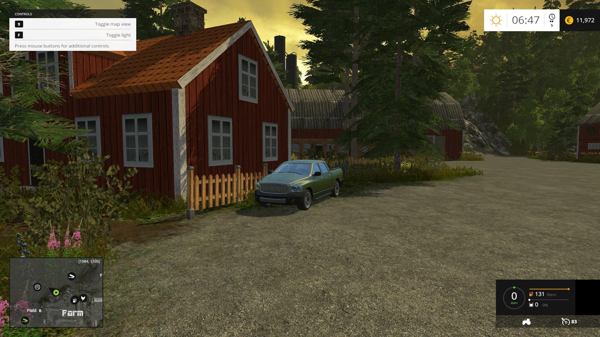SOUTHERN NORWAY MAP Farming Simulator Modification FarmingModcom - Norway map farming simulator 2015