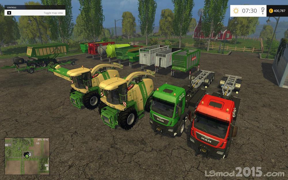 Farming Simulator 10 скачать торрент - фото 3