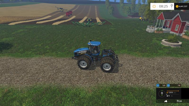 Westbridge Hills v 3 5 - Farming simulator modification - FarmingMod com