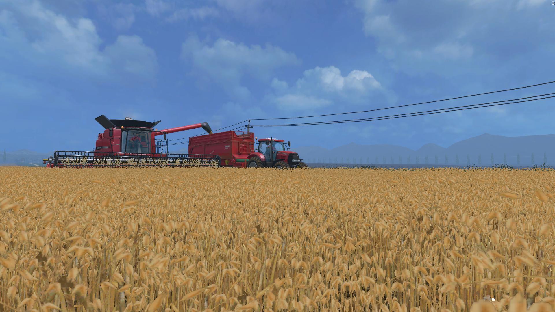 Big European Map v1 Farming simulator modification FarmingModcom