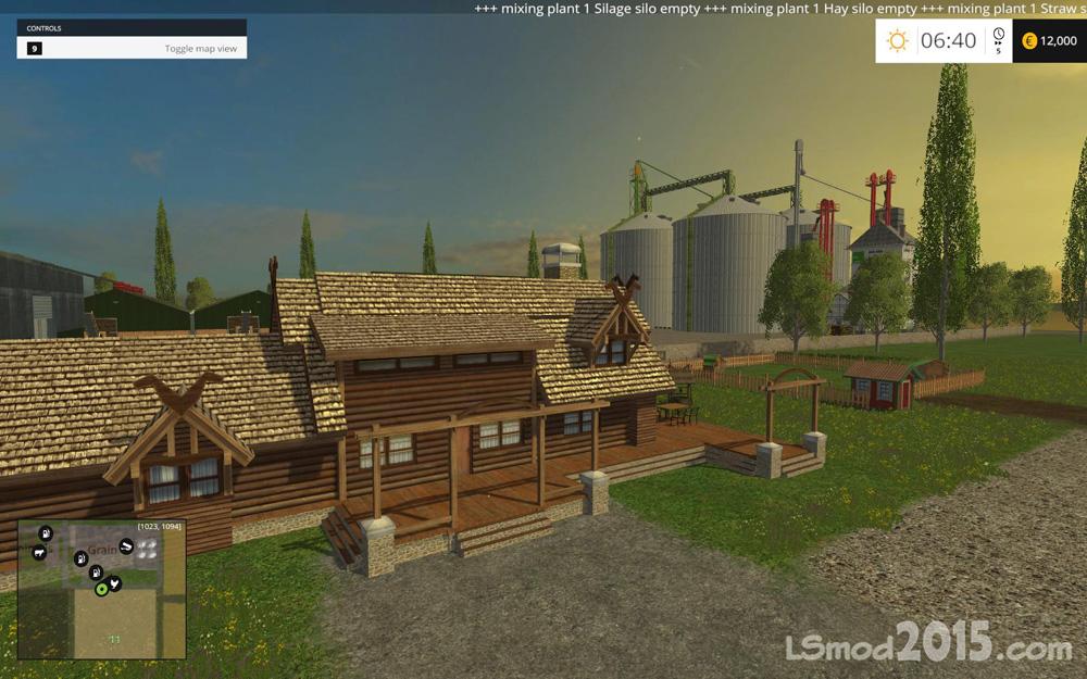 HOBBS FARM MAP V 3 0 Farming simulator modification FarmingMod