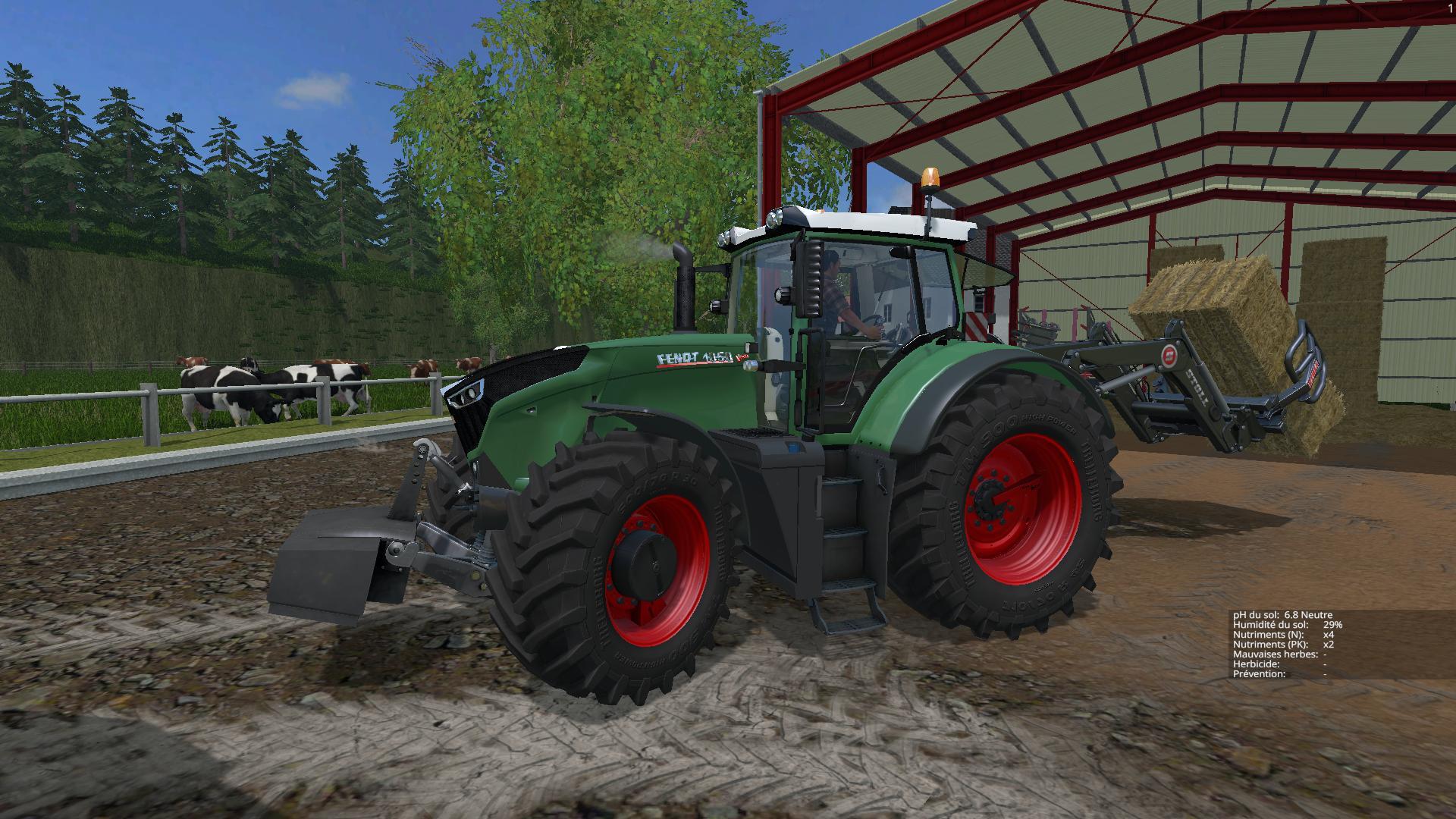 fendt 1050 vario grip v38steph33 • farming simulator
