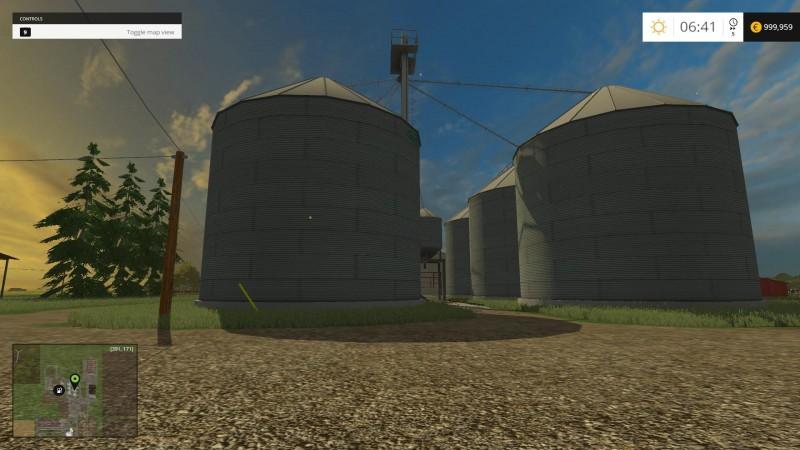 FEATHERVILLE MAP V 1 0 - Farming simulator modification