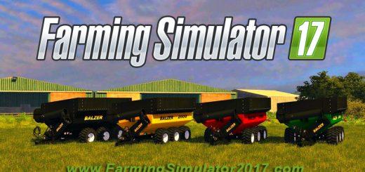 FS17 Trailers mods | Farming simulator 2017 Trailers