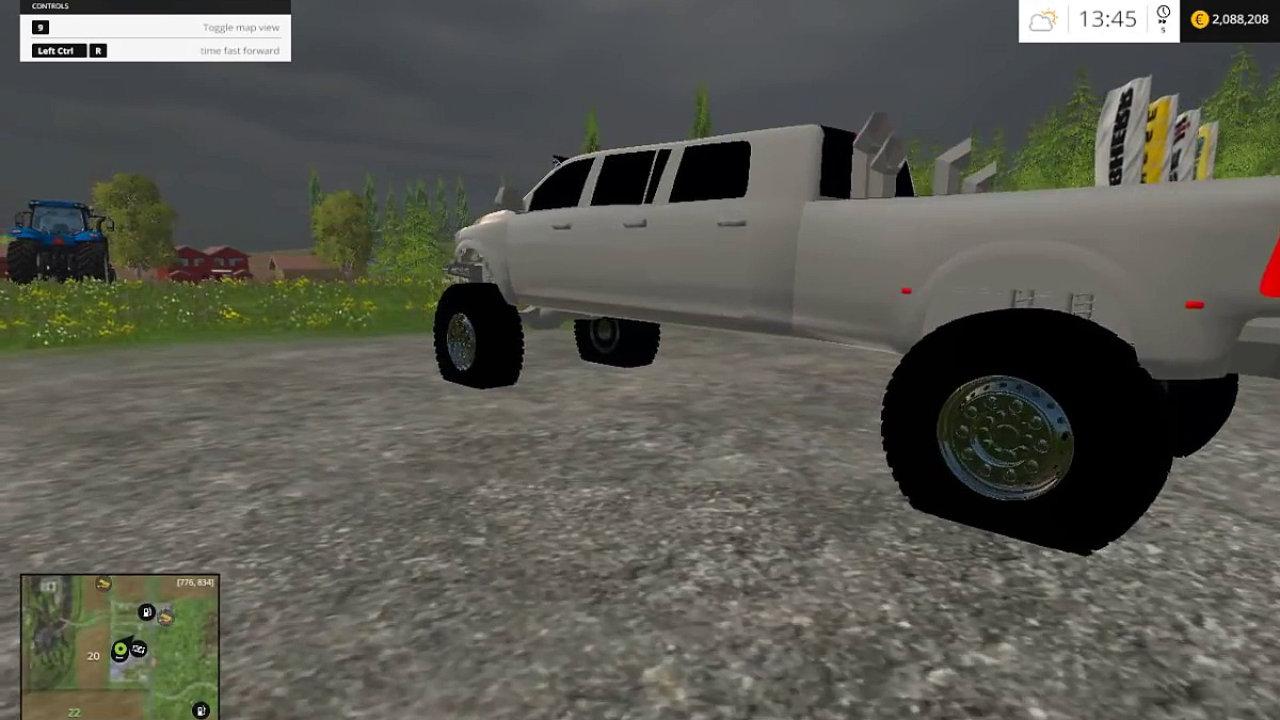 Megaram Ce on Diesel Sellerz Mega Ram Runner
