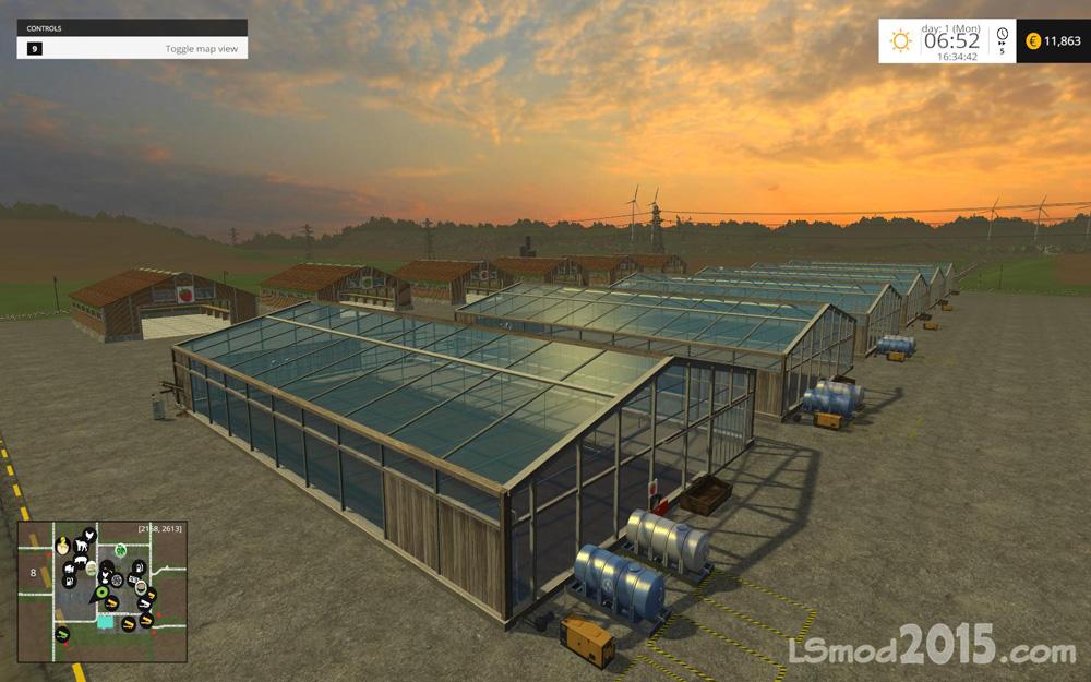 Canadian Prairies Ultimate v410 MF Farming simulator