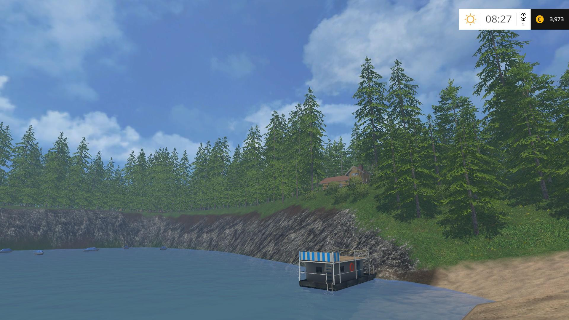 Forest Island Norway V Farming Simulator Modification - Norway map fs 15