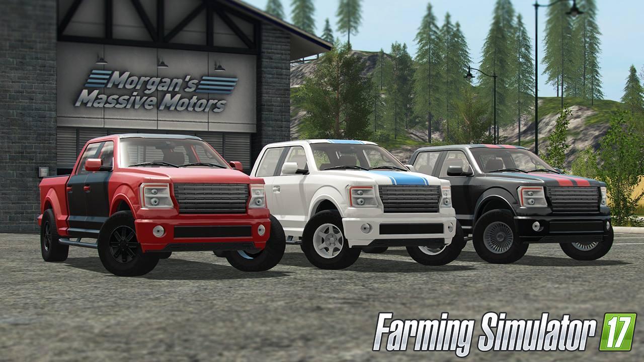 FS17 Dev Blog - Vehicle Customization - Farming simulator