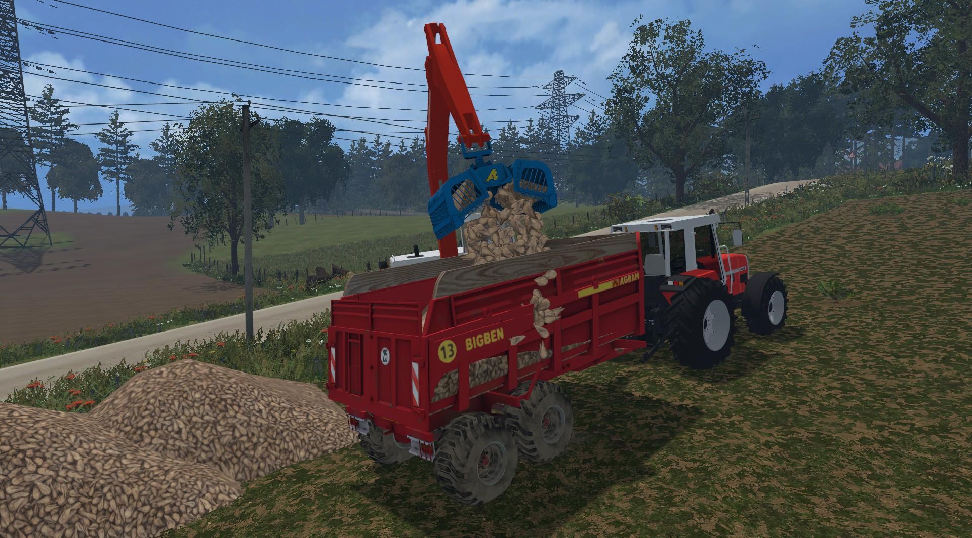 Godet Betterave v0 9 Beta - Farming simulator modification