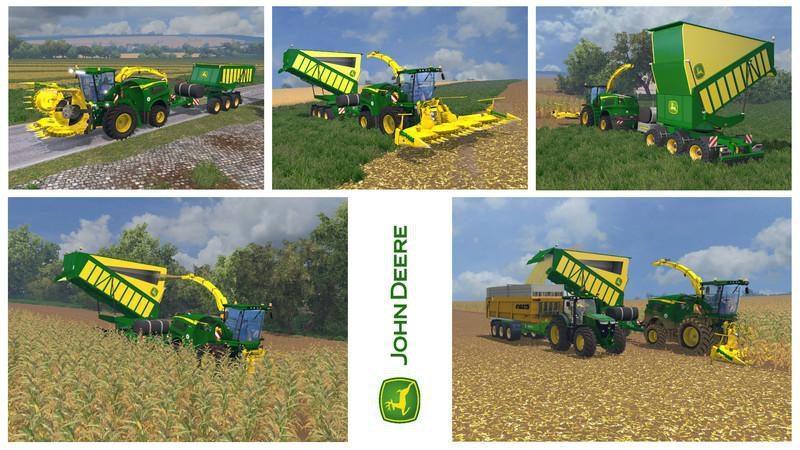 Silage Cargo Trailers v3 1 Final - Farming simulator