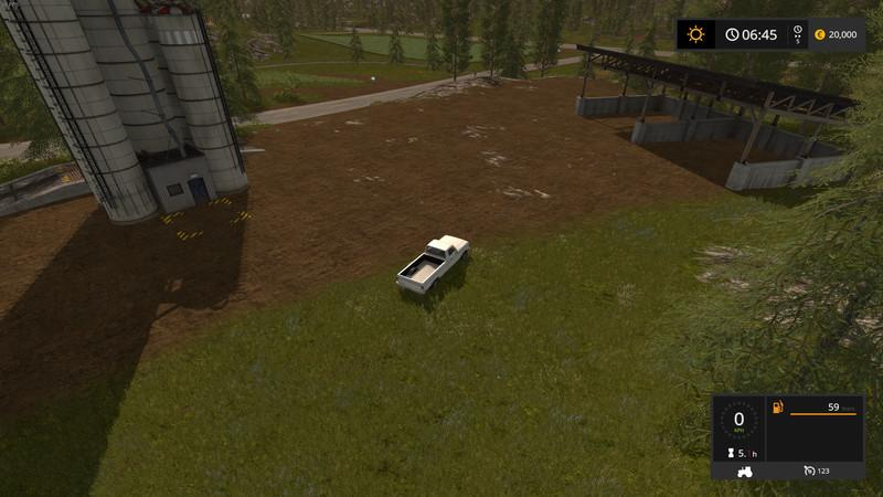 GOLDCREST VALLEY II V1 0 0 3 - Farming simulator