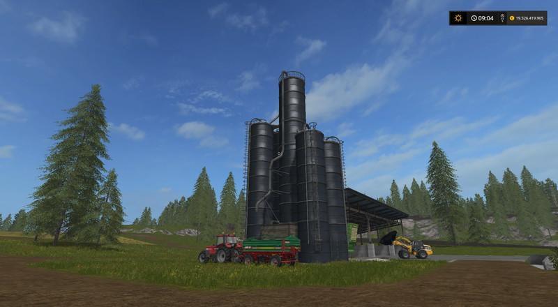 SILAGE SILO UPK V0 5 - Farming simulator modification - FarmingMod com