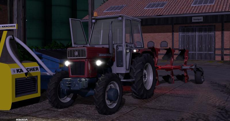 UNIVERSAL UTB-445 DTC V1.0 - Farming simulator modification - FarmingMod.com
