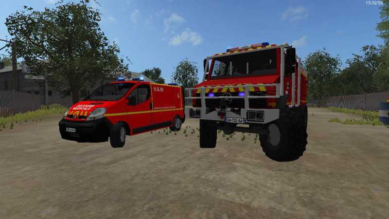 pack vsm amp ccf pompiers fs17 v1 0   farming simulator