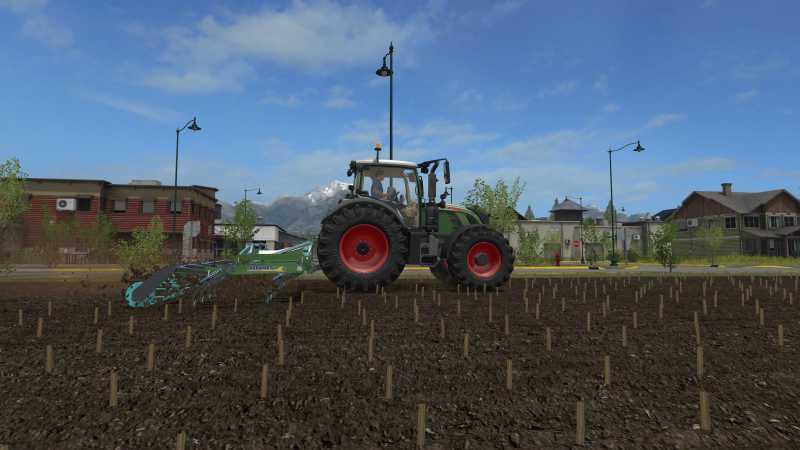 semichisel agromet 6m v1 0   farming simulator