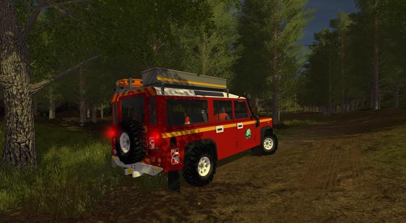 vlhr land rover defender v1 farming simulator modification. Black Bedroom Furniture Sets. Home Design Ideas