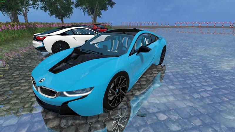 Bmw I8 Edrive V1 6 Fs 15 Car Farming Simulator Modification