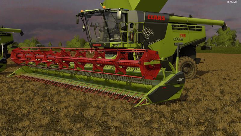 claas lexion 795 monster edition v1 0 farming simulator modification. Black Bedroom Furniture Sets. Home Design Ideas