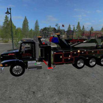WESTERN STAR ROTATOR V1 - Farming simulator modification