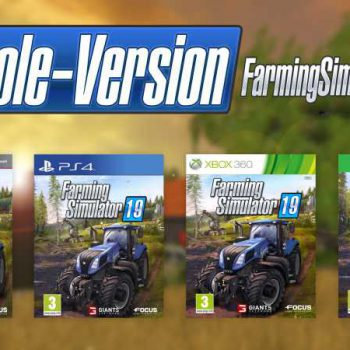 Farming Simulator 19 game on PC,PS4,Xbox - Farming simulator