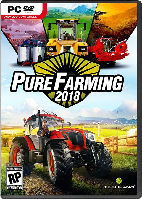 pure farming 2018 game farming simulator modification. Black Bedroom Furniture Sets. Home Design Ideas