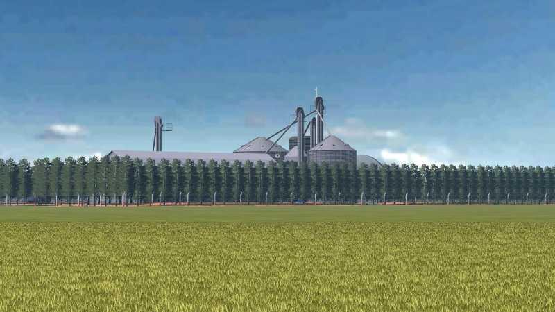 MAP AGRO VERDE NOVA MUTUM FS17 V1 - Farming simulator modification