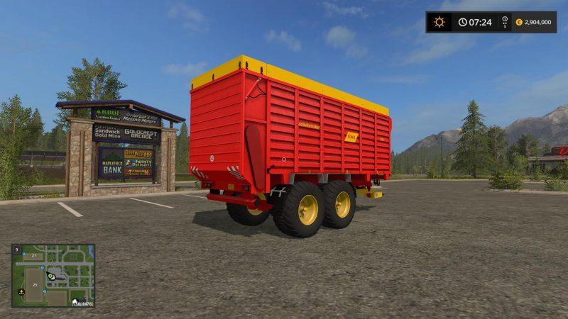 Schuitemaker siwa 200 v1 0 farming simulator for House creator simulator