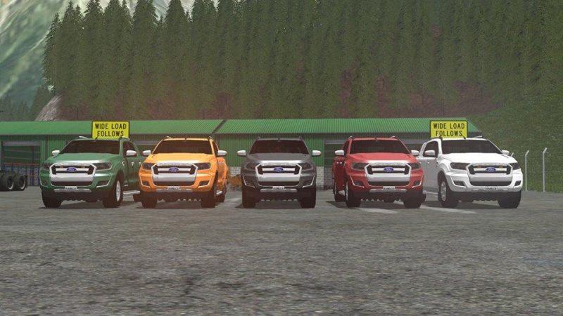 Ford Ranger _