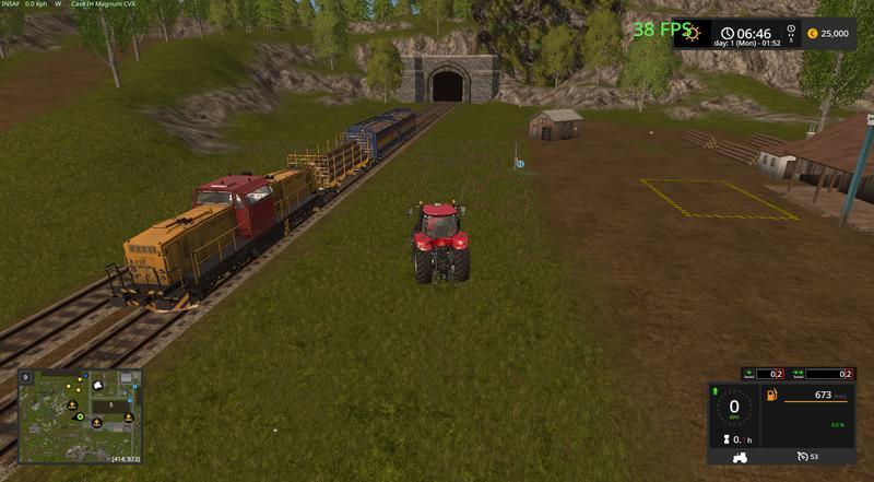 WESTBRIDGE HILLS MAP V7 0 - Farming simulator modification