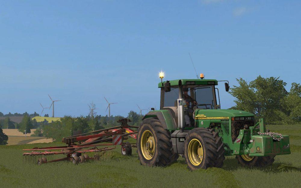 John Deere 8400 8410 3 3 6 9 Farming Simulator