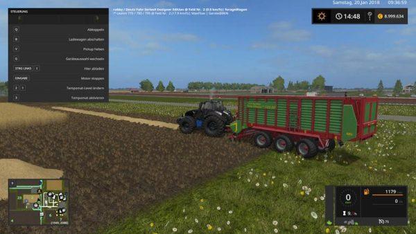 STRAUTMANN TERA VITESSE 5201 DO V1 0 - Farming simulator