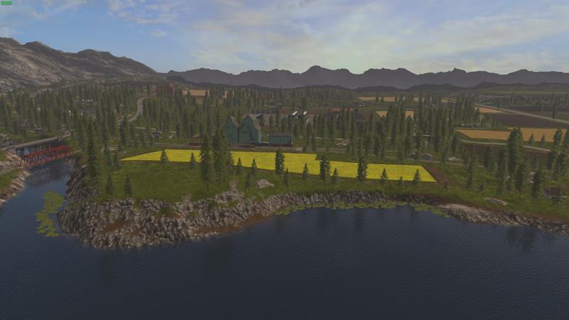 GOLDCREST VALLEY II V6 0 1 0 - Farming simulator