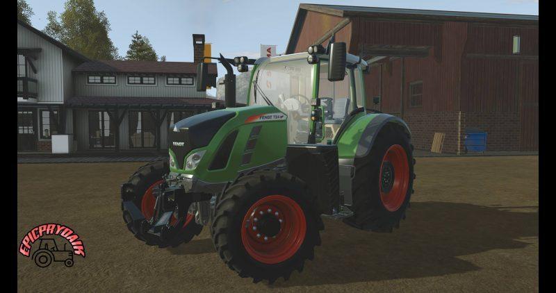 Fendt-724-Tractor-1