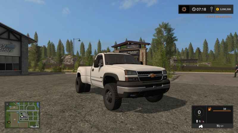 DURAMAX V1 0 - Farming simulator modification - FarmingMod com