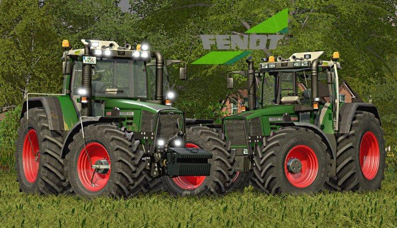 FENDT FAVORIT 800 SERIES V4 0 FINAL FULL - Farming simulator