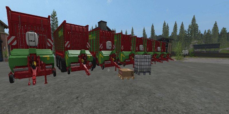 STRAUTMANN PACK V2 1 1 1 - Farming simulator modification