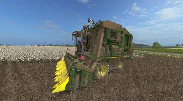 JOHN DEERE 7760 COTTON PICKER FIXED FINAL - Farming