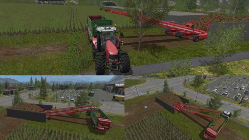 PLACEABLE MANURE SHOP V1 2 0 0 - Farming simulator modification