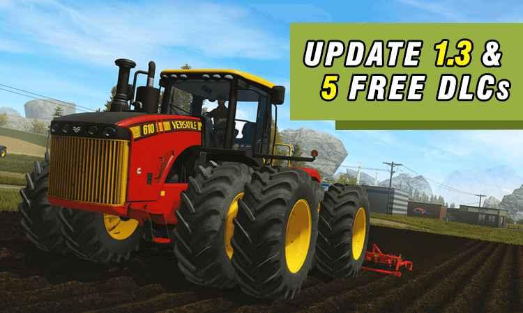 PURE FARMING 2018 UPDATE 1 3 CHANGES - Farming simulator