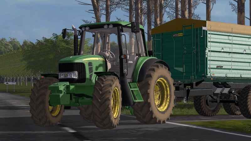 JOHN DEERE 30 PREMIUM SERIES V5 0 - Farming simulator modification