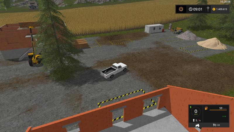 MINING & CONSTRUCTION ECONOMY V1 2 - Farming simulator