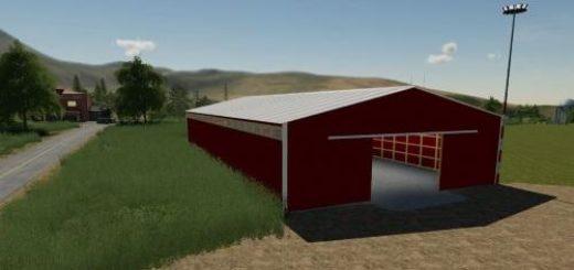 72×150-red-storage-shed-prefab-v1-0_1