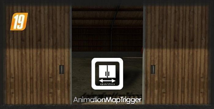 FS19 ANIMATION MAP TRIGGER V1 0 - Farming simulator