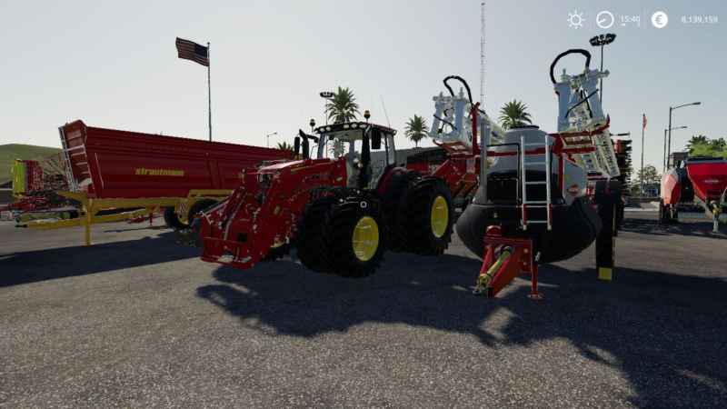 MOD PACK V1 0 BY STEVIE - Farming simulator modification