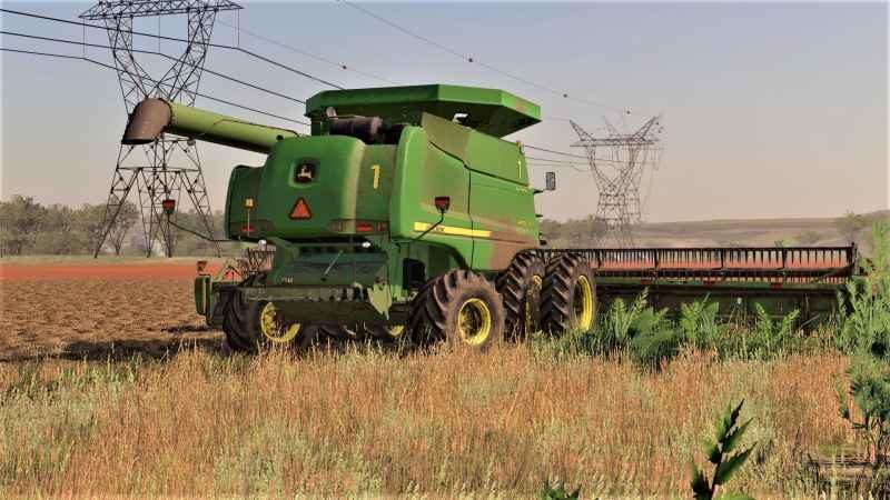 JOHN DEERE STS 70 SERIES V1 0 - Farming simulator modification