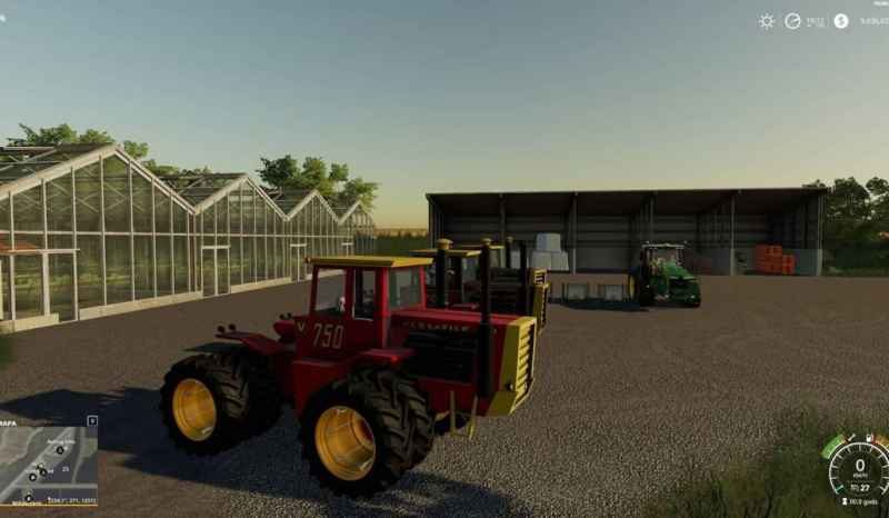 VERSATILE 6 CYLINDER SERIES V1 0 - Farming simulator